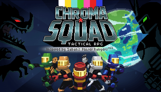 Suit-up, Chroma Squad hits Switch today