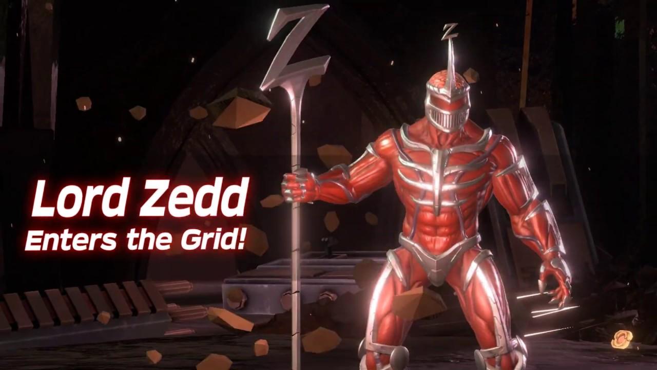 Power Rangers: Battle for the Grid - Lord Zedd trailer