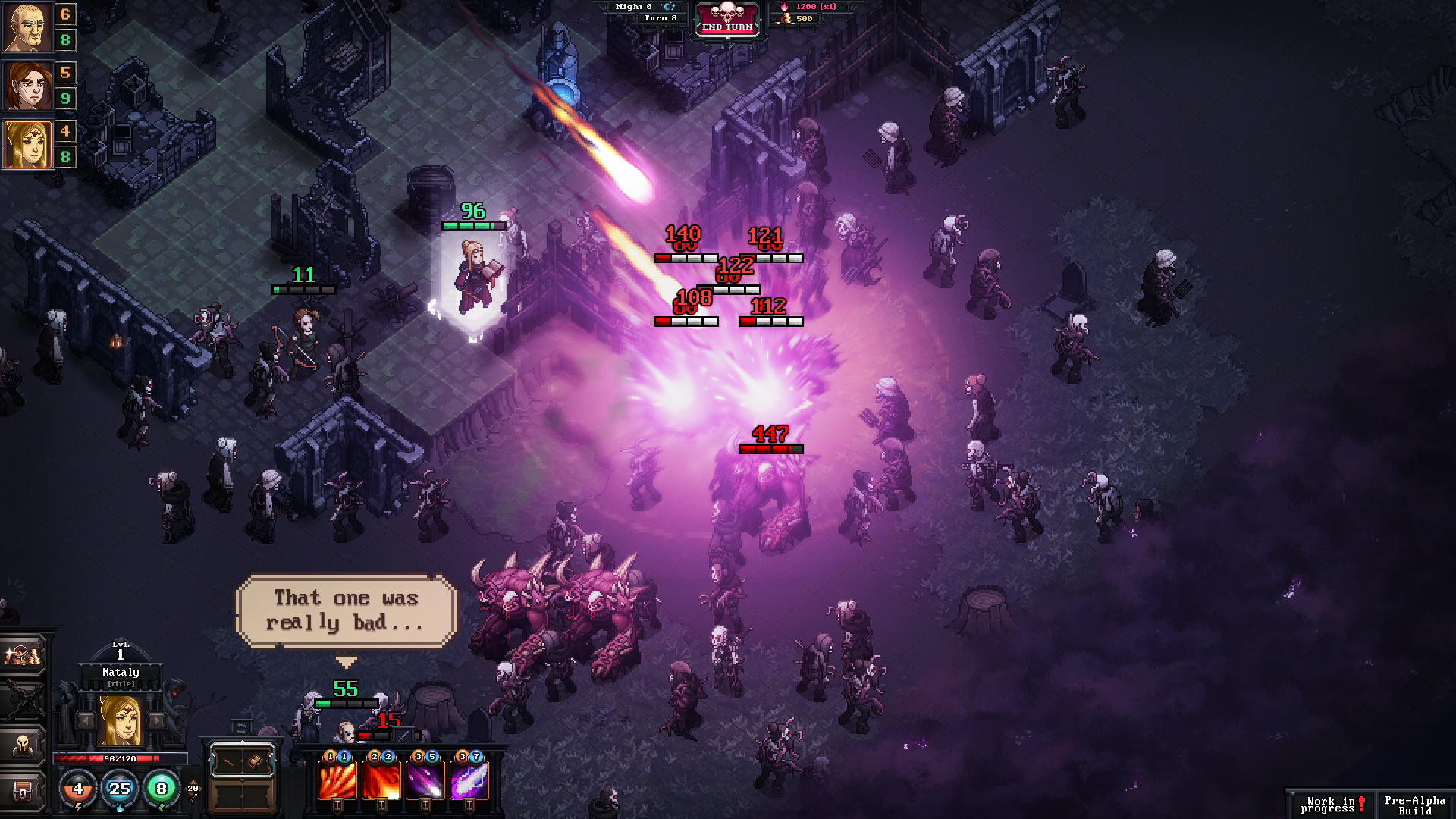 Tactical RPG The Last Spell Heralds the End of Humanity on Switch