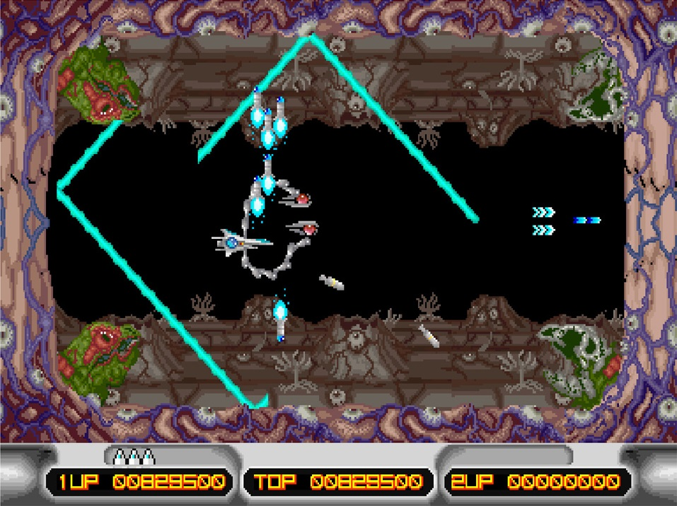 Arcade Archives: X Multiply heading to Switch on Aug. 8th, 2019