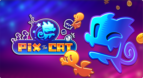 Pix the Cat now available on Switch