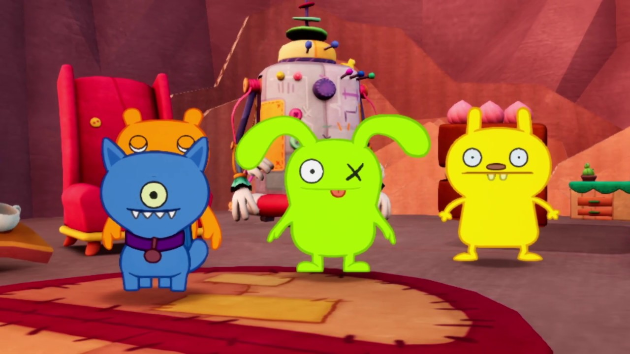 UglyDolls: An Imperfect Adventure now available in the UK