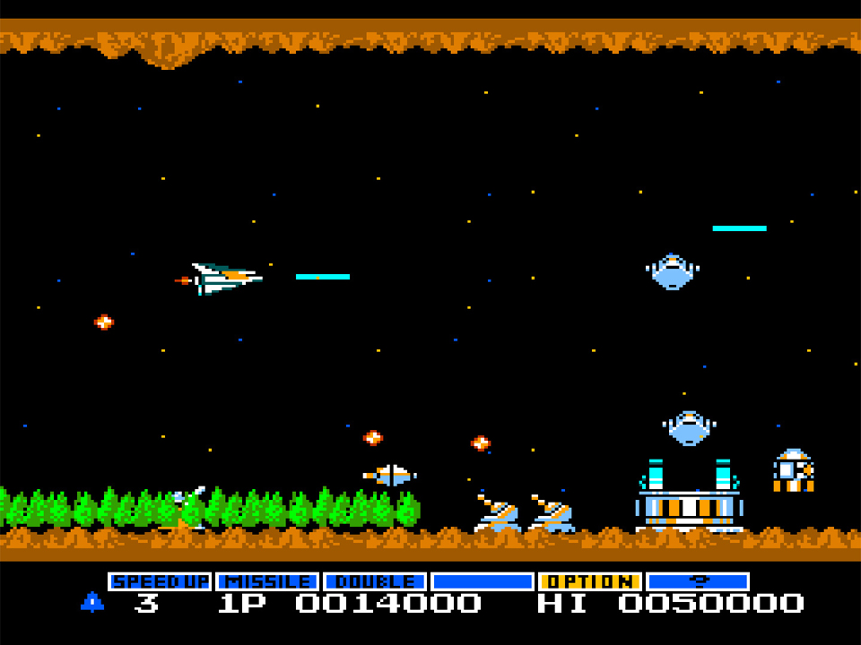 Arcade Archives: Vs. Gradius coming to the Switch on Aug. 15th, 2019