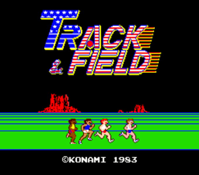 Arcade Archives - Track & Field and Vigilante join the line-up