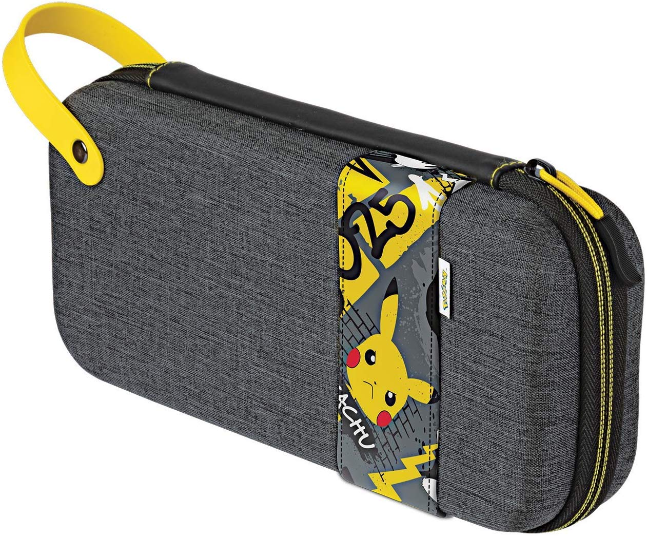 PDP releasing Switch Deluxe Travel Case 'Elite' and 'Pikachu' editions