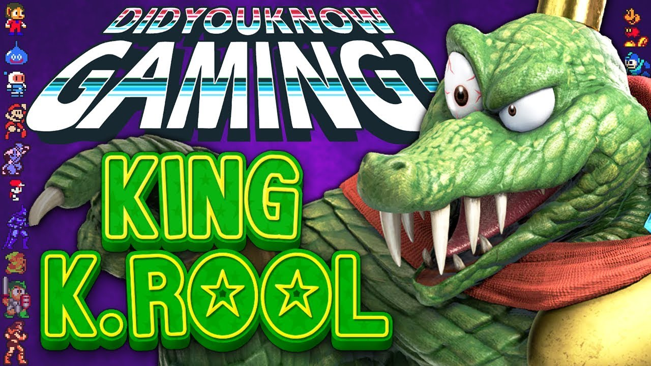 Did You Know Gaming - King K. Rool