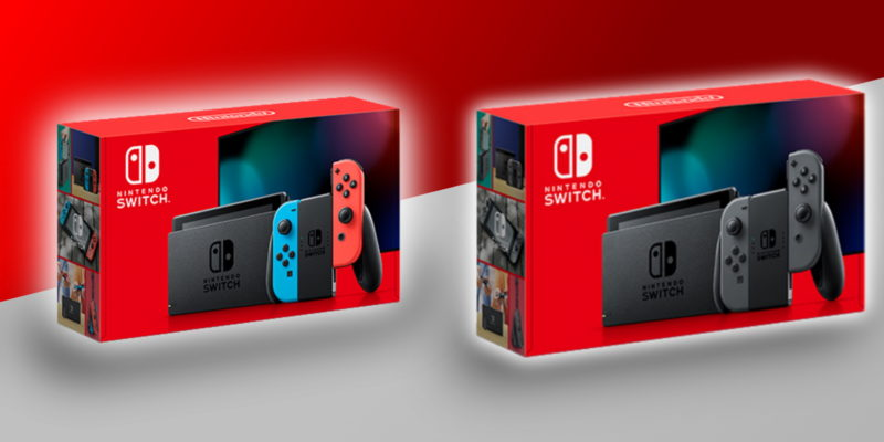 Nintendo of America says they do not have an exchange program for revised Switch models