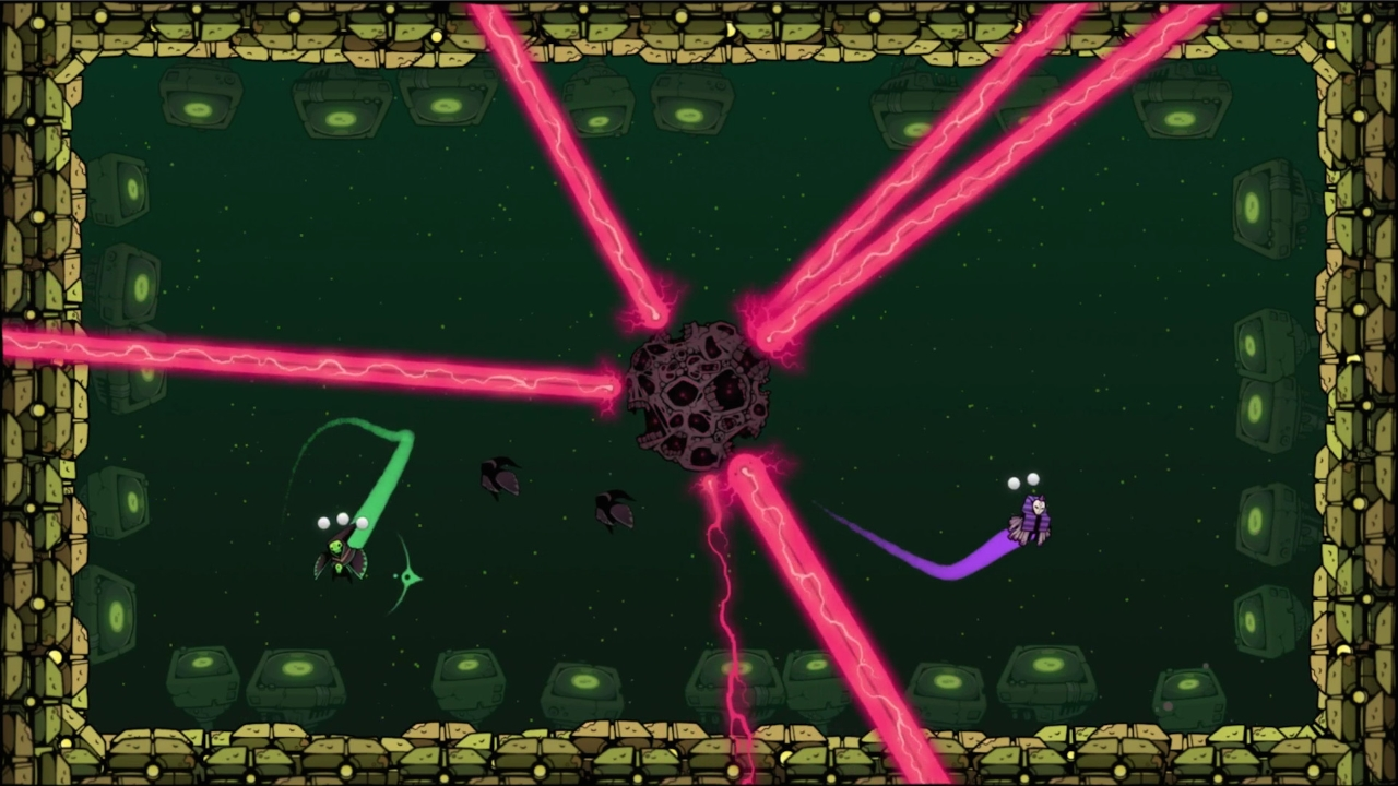 Gurgamoth coming to Switch on Aug. 23rd, 2019
