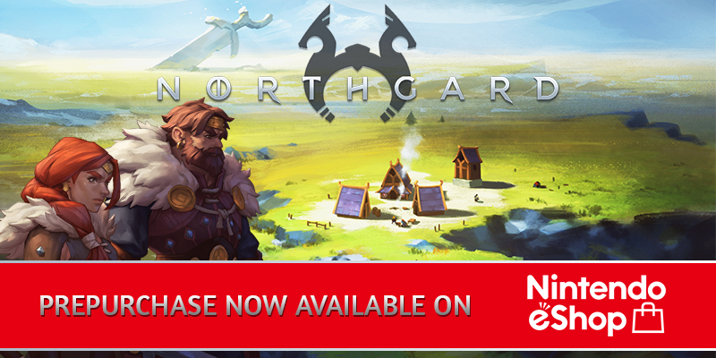 Preorders for the Viking RTS Northgard now live for 20% off, retail version coming