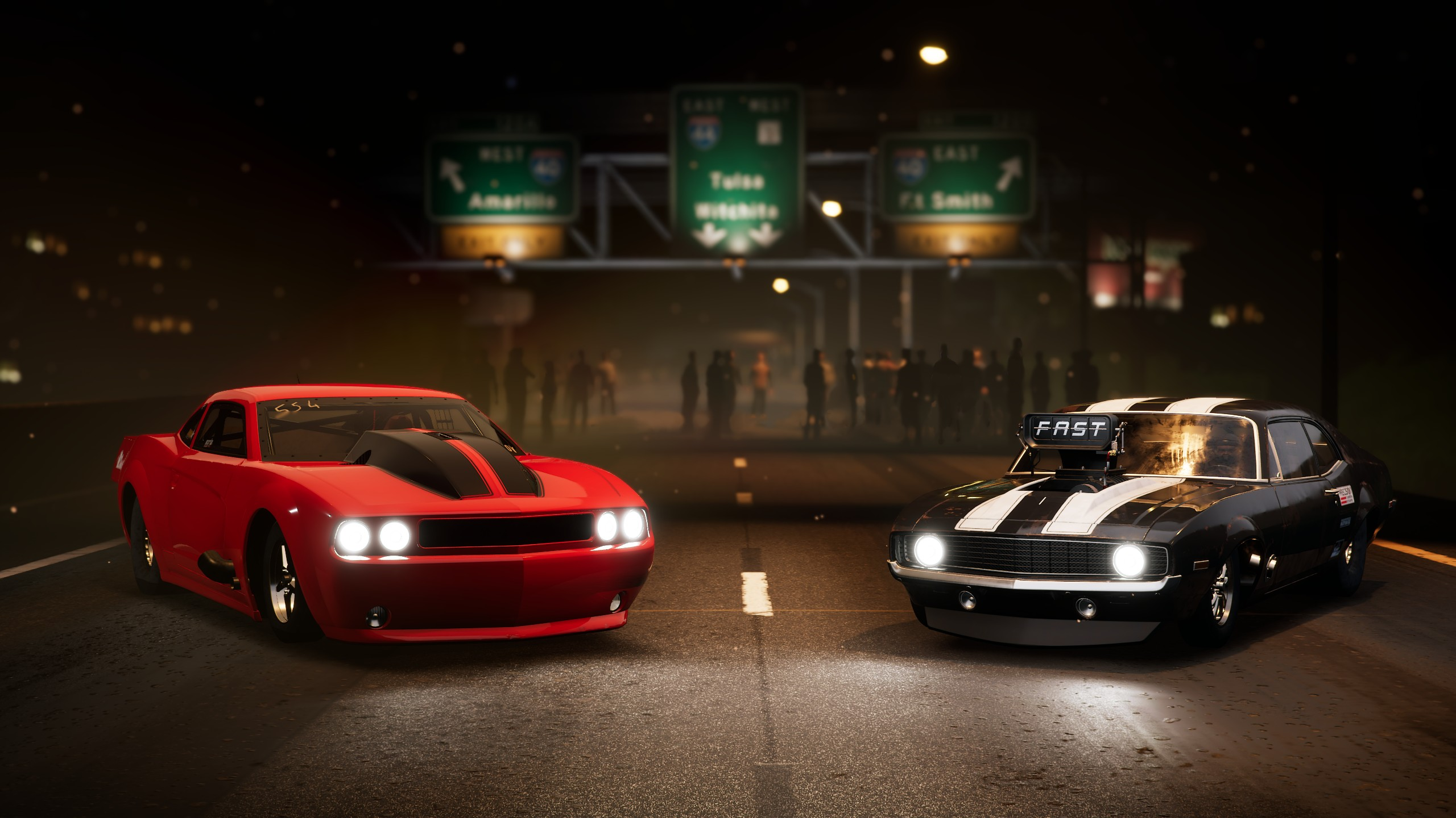 'Street Outlaws: The List' Video Game Launches Oct. 22nd, 2019 For Switch