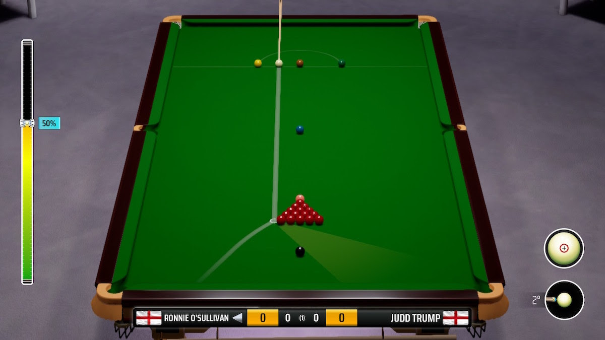 Snooker 19, the first official snooker game in a generation, is out now on Switch