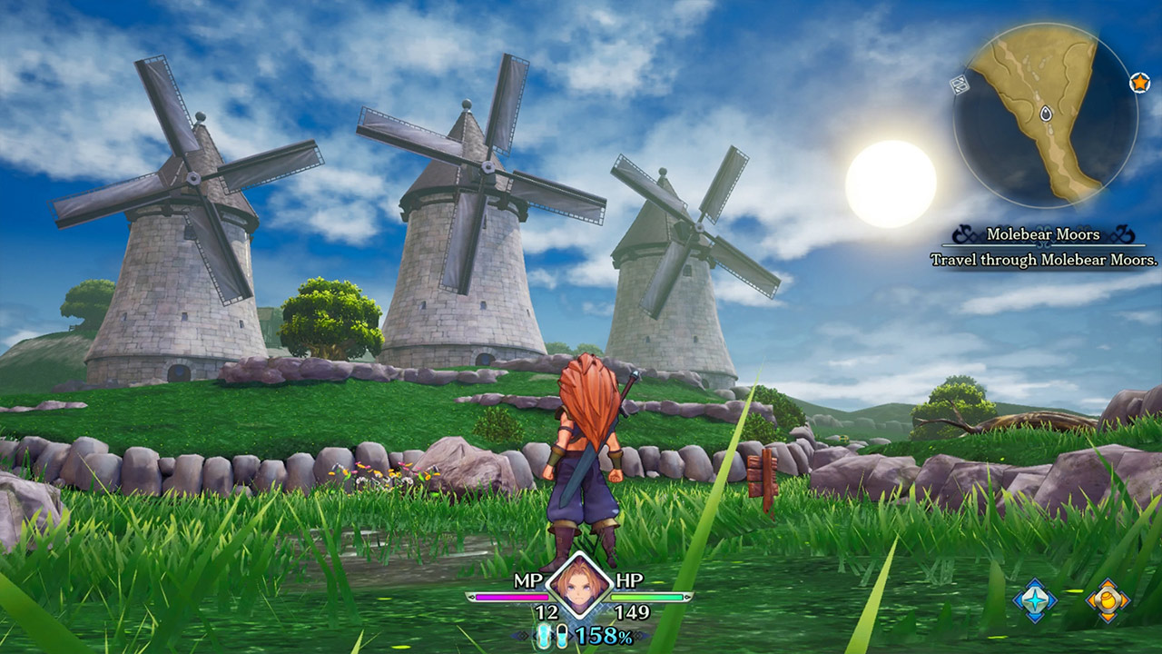 """Trials of Mana dev team aims to """"show up"""" the team who worked on the fan translation"""