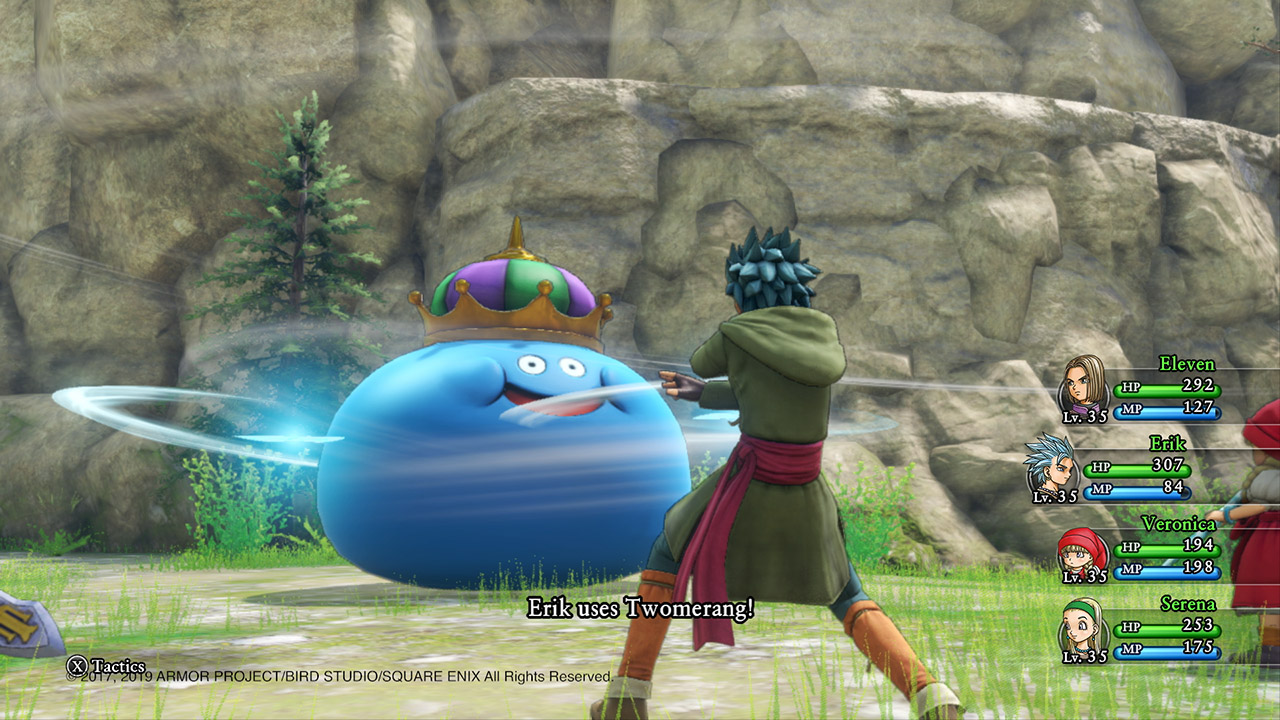 Dragon Quest XI S dev team sits down for a video interview
