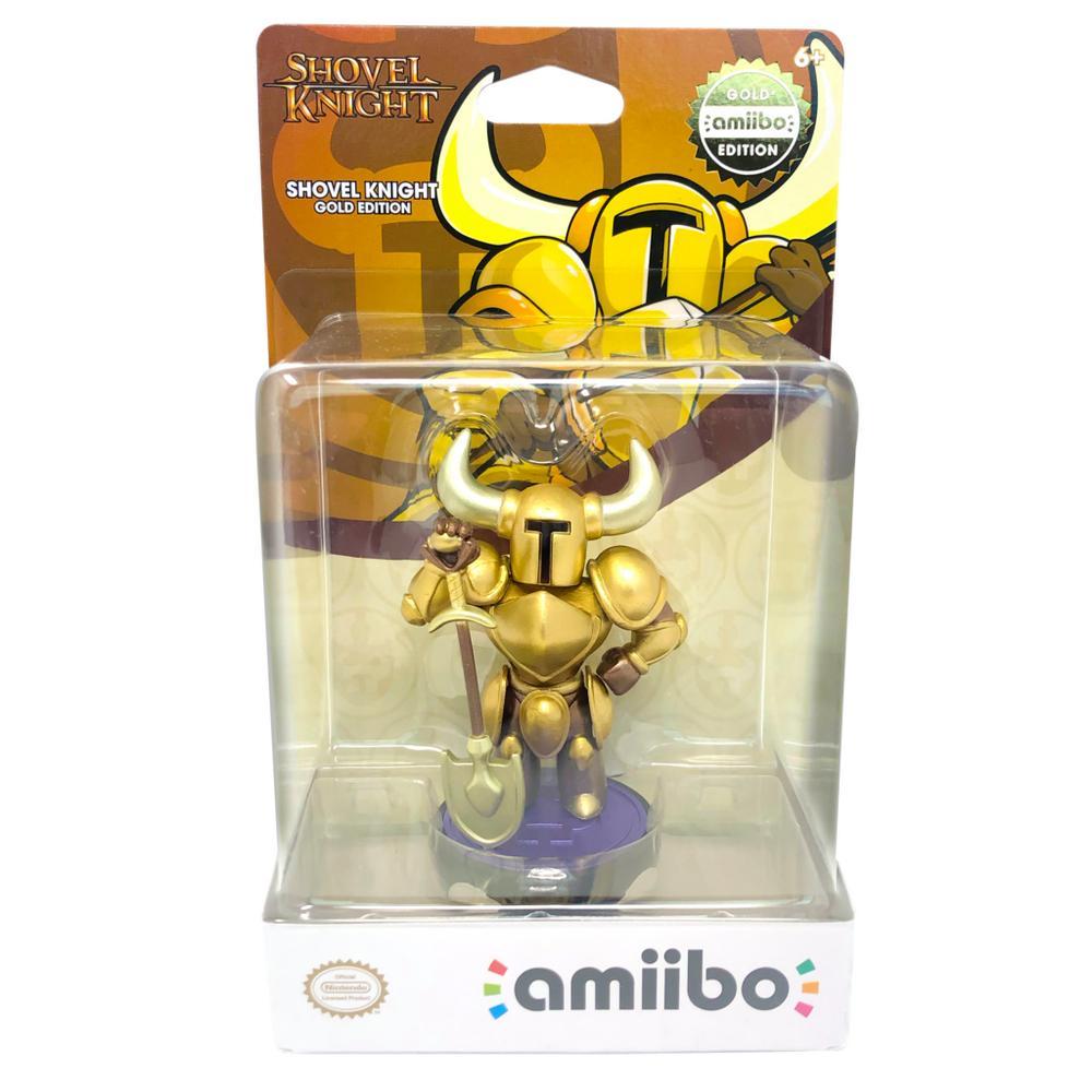 "Shovel Knight: Treasure Trove ""Gold Edition"" amiibo finally confirmed, available to preorder on GameStop's website"