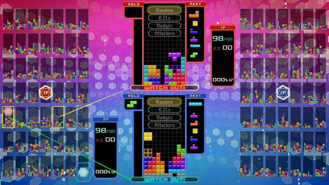 Bundle Featuring Tetris 99 and a 12-Month Membership to Nintendo Switch Online Hits Stores Today