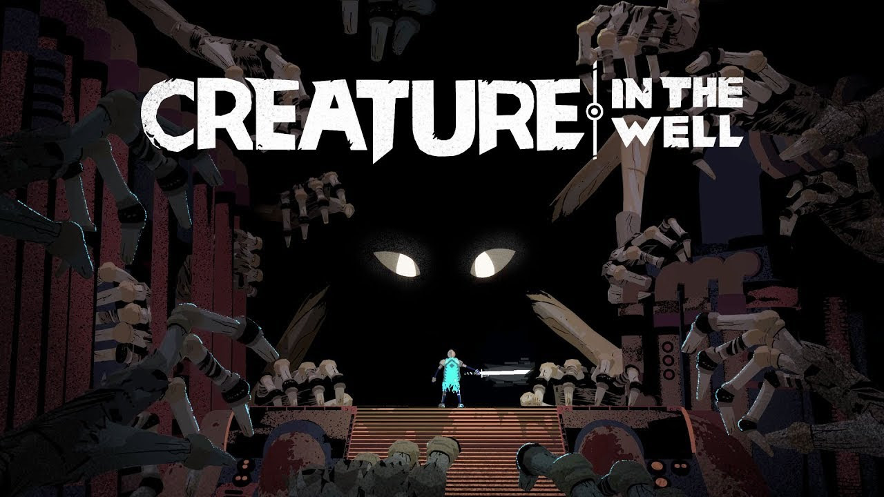 Creature in the Well available today on Switch