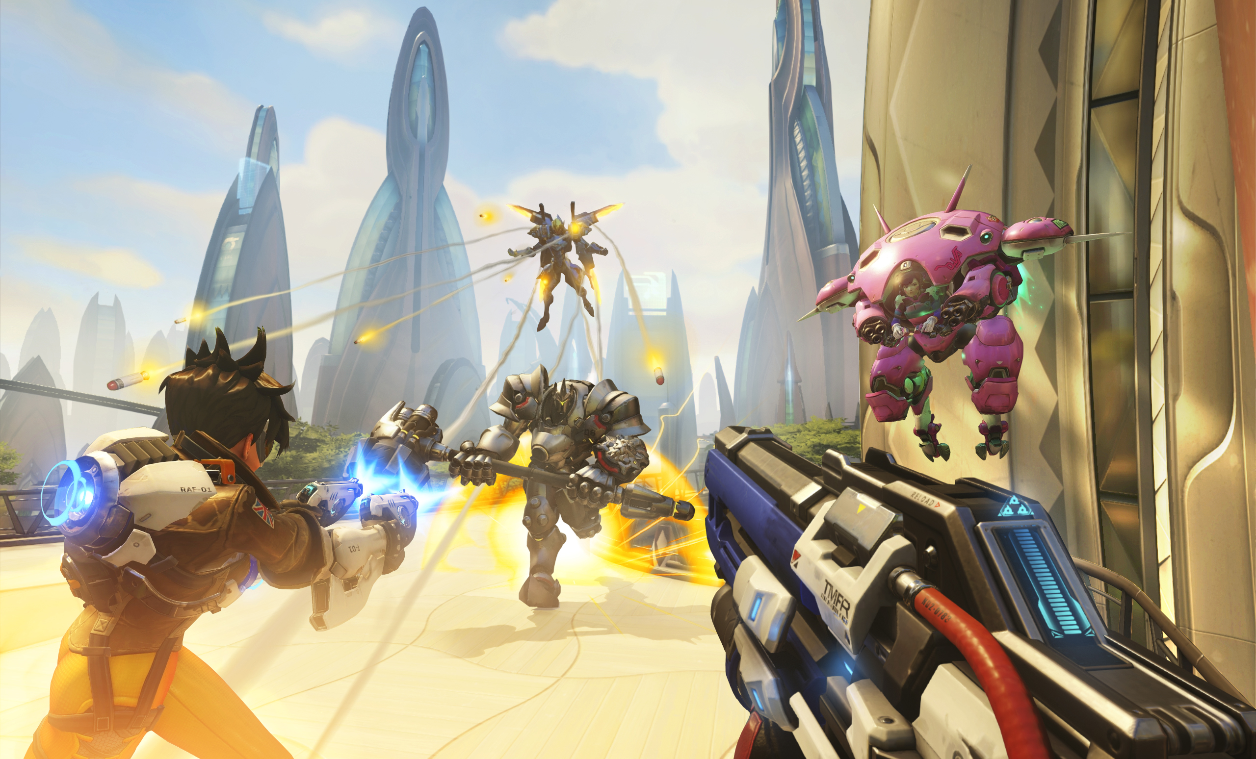 Overwatch devs discuss why the game is coming to Switch, explain the lack of cross-progression