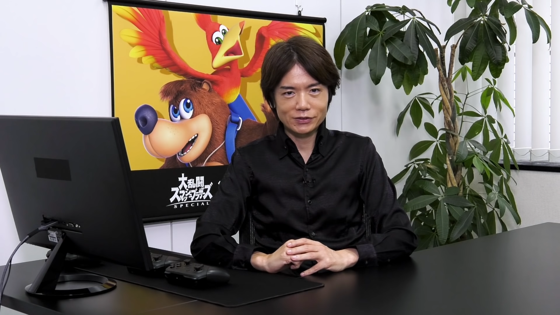 Sakurai discusses announcement of additional fighters, his 7-8 year long developmental work on Smash, and more