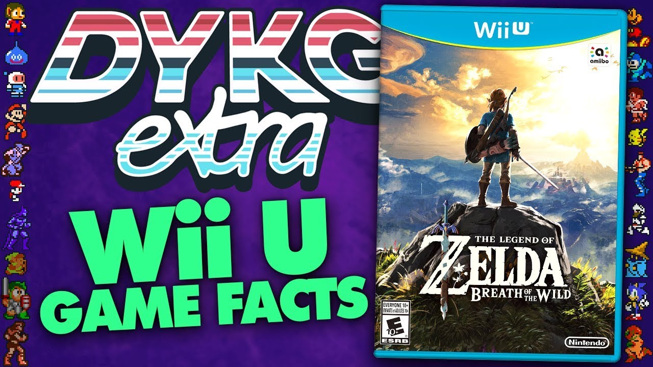 Did You Know Gaming - Wii U Game Facts