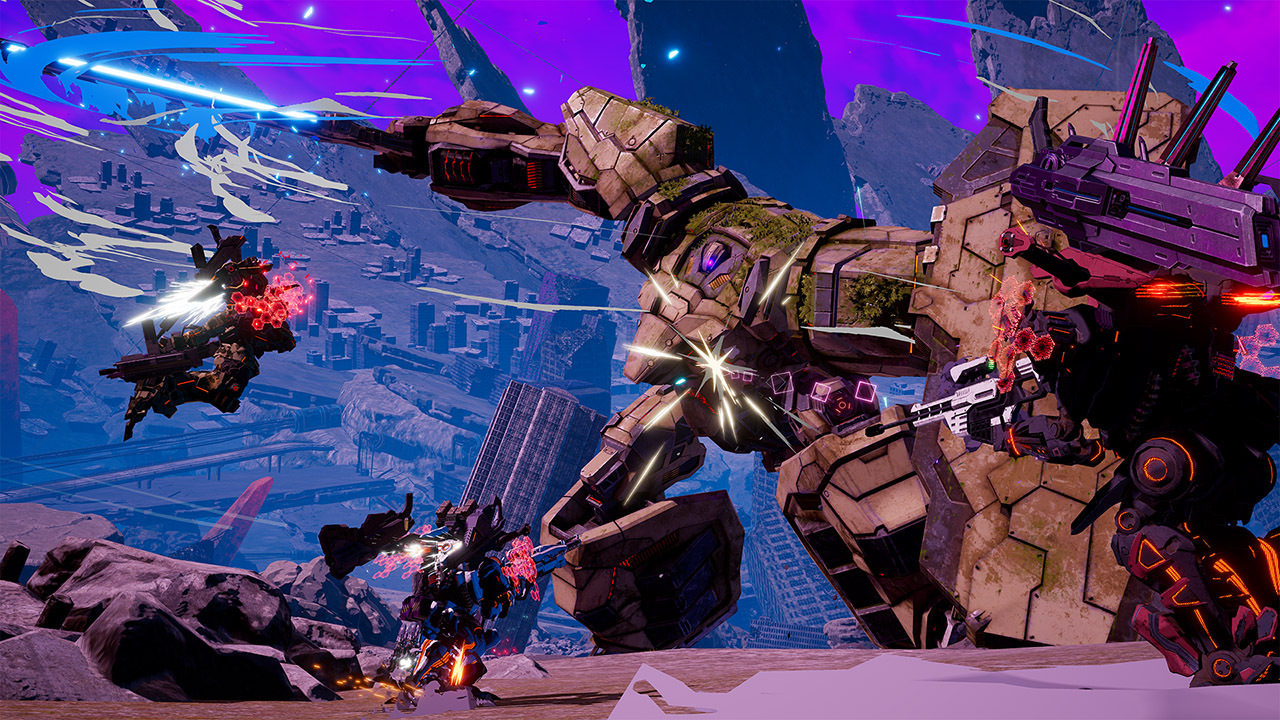 This week's North American downloads - September 12 (Daemon X Machina, Castle Crashers and more)