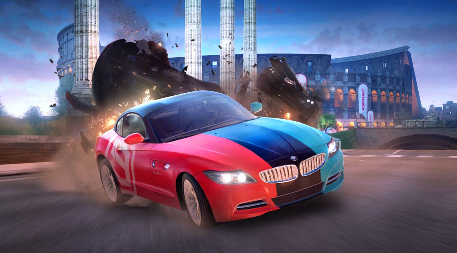 Asphalt 9: Legends Available for Pre-Purchase on Switch