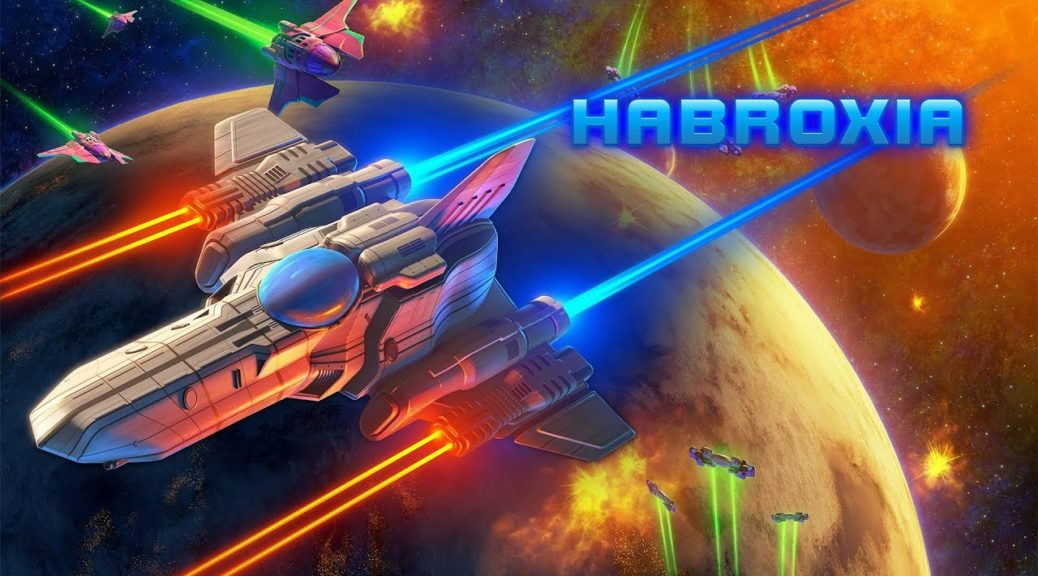Retro space shooter 'Habroxia' blasts off this September