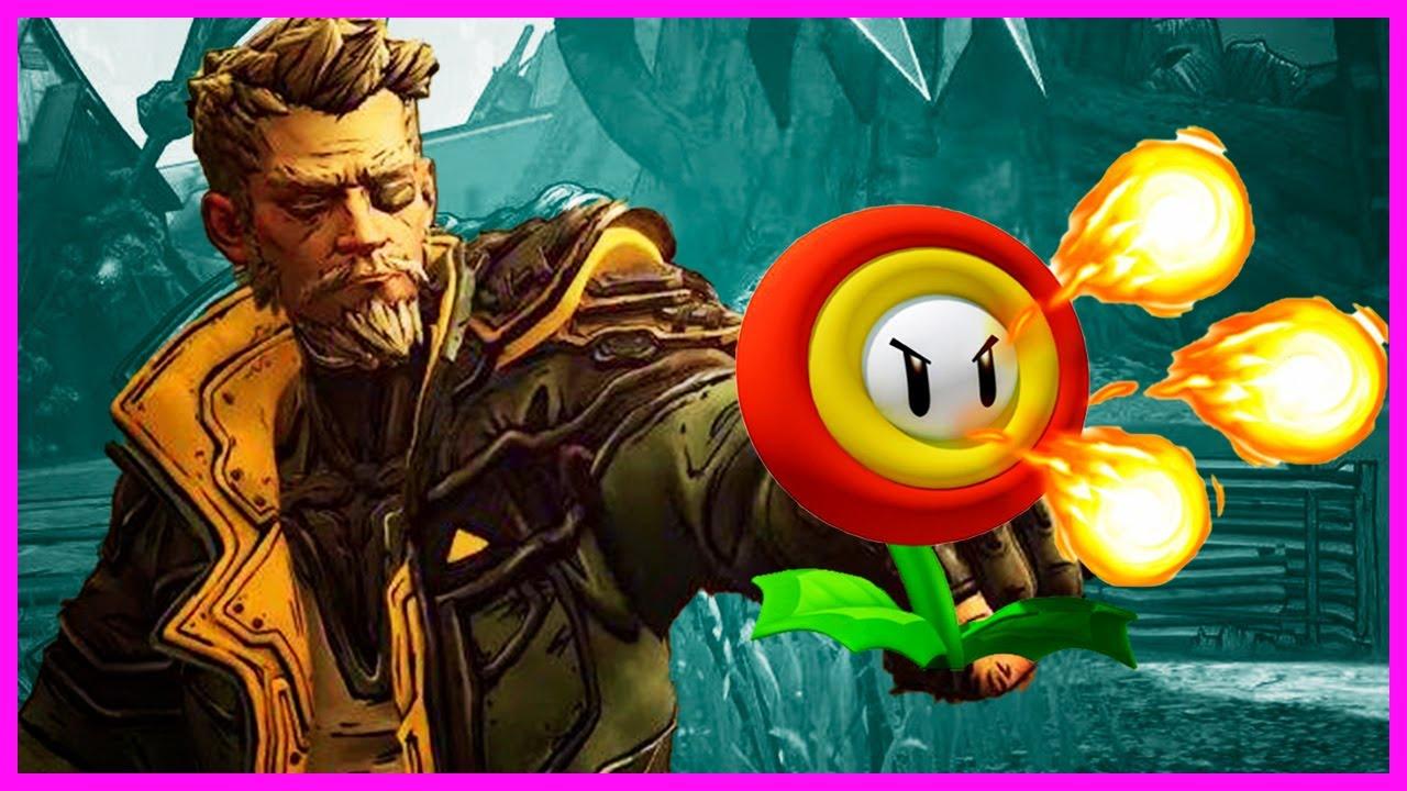 Check out Borderlands 3's Super Mario Easter Egg