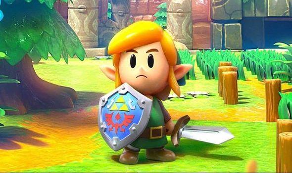 The Legend of Zelda: Link's Awakening street date broken