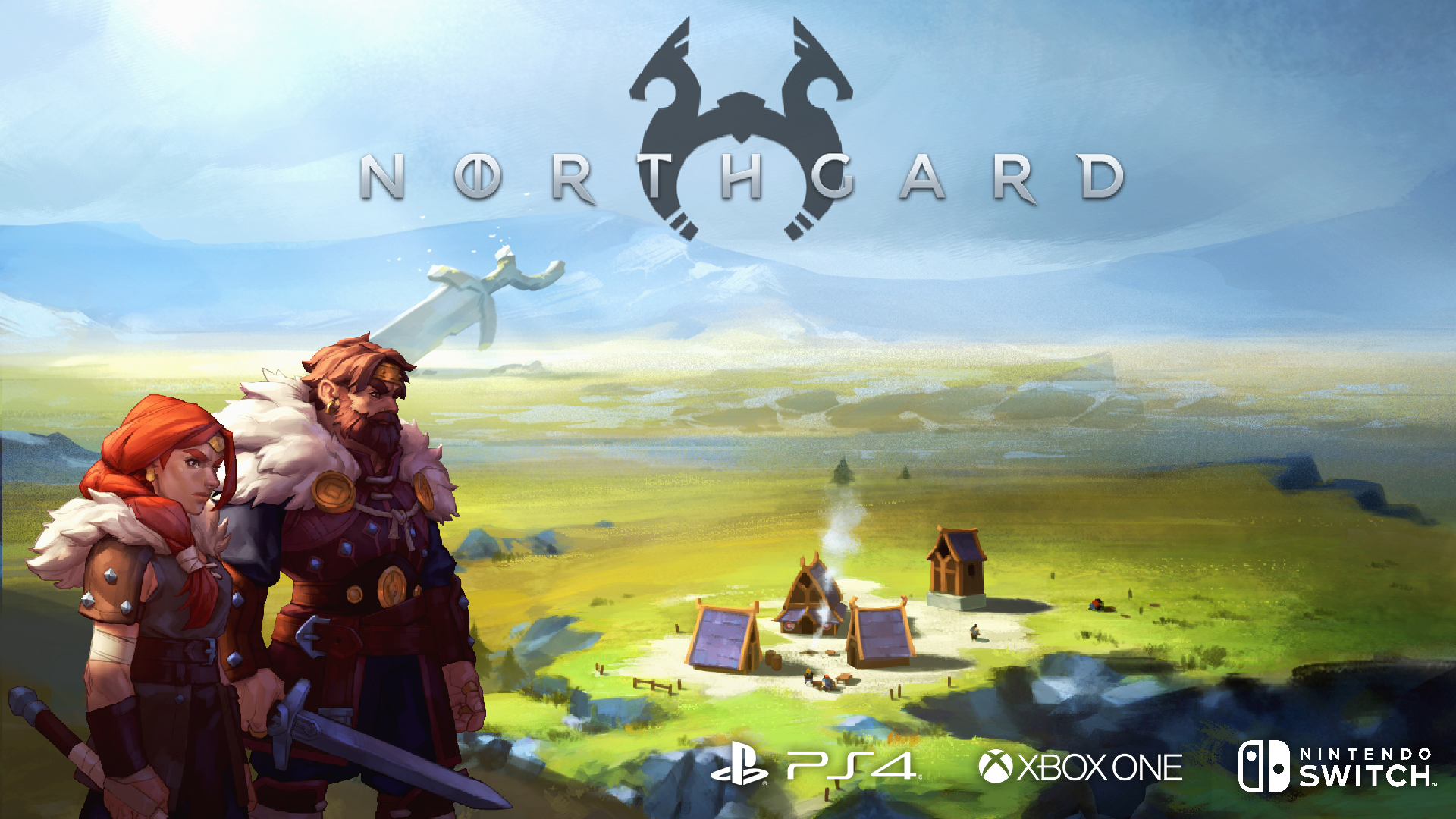 Northgard launching September 26th on Switch