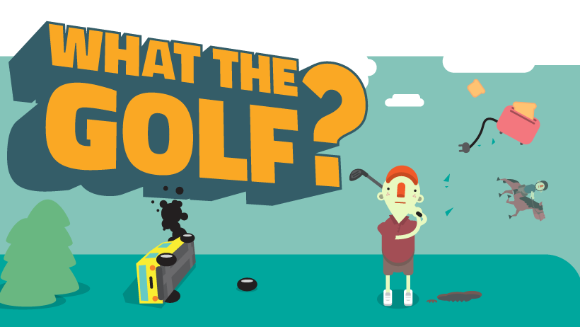What the Golf? gets a new trailer, Switch release reconfirmed for 2019