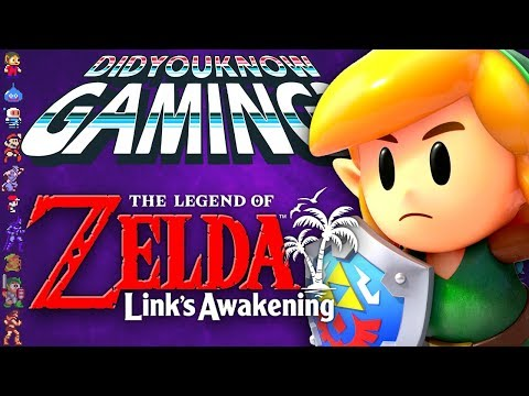Did You Know Gaming - The Legend of Zelda: Link's Awakening