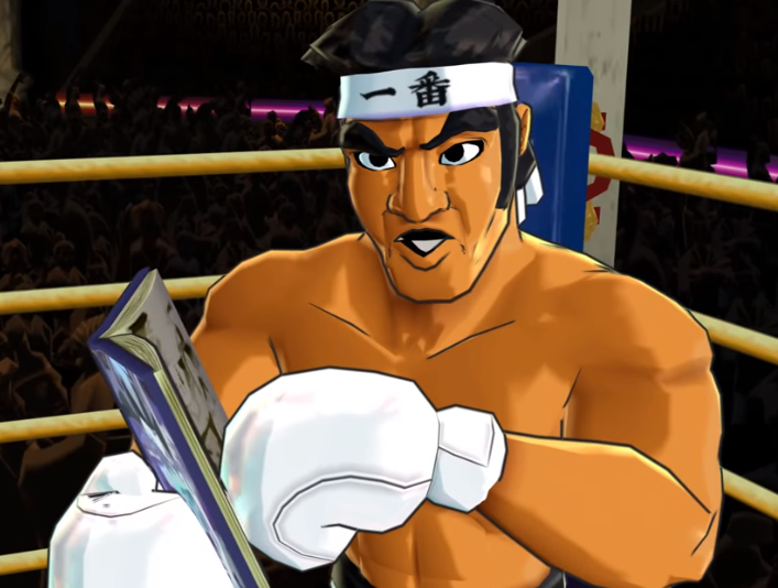 RUMOR - Punch-Out!! Wii's Sailor Moon Easter Egg cost Nintendo and Next Level Games millions, and got people fired