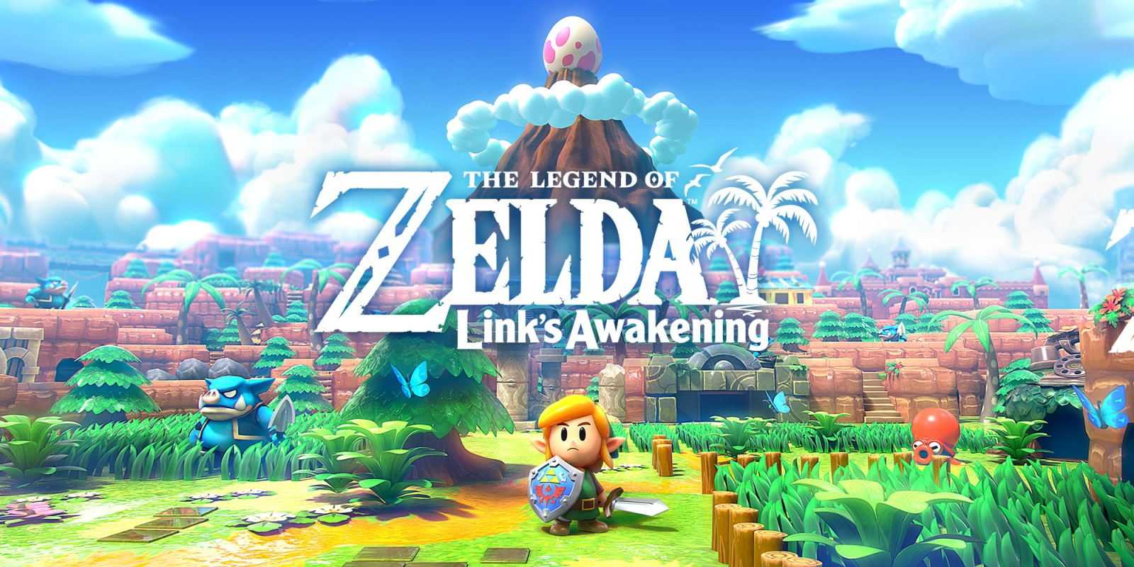 REPORT - Zelda: Link's Awakening number 1 in UK charts, fastest-selling Switch game this year