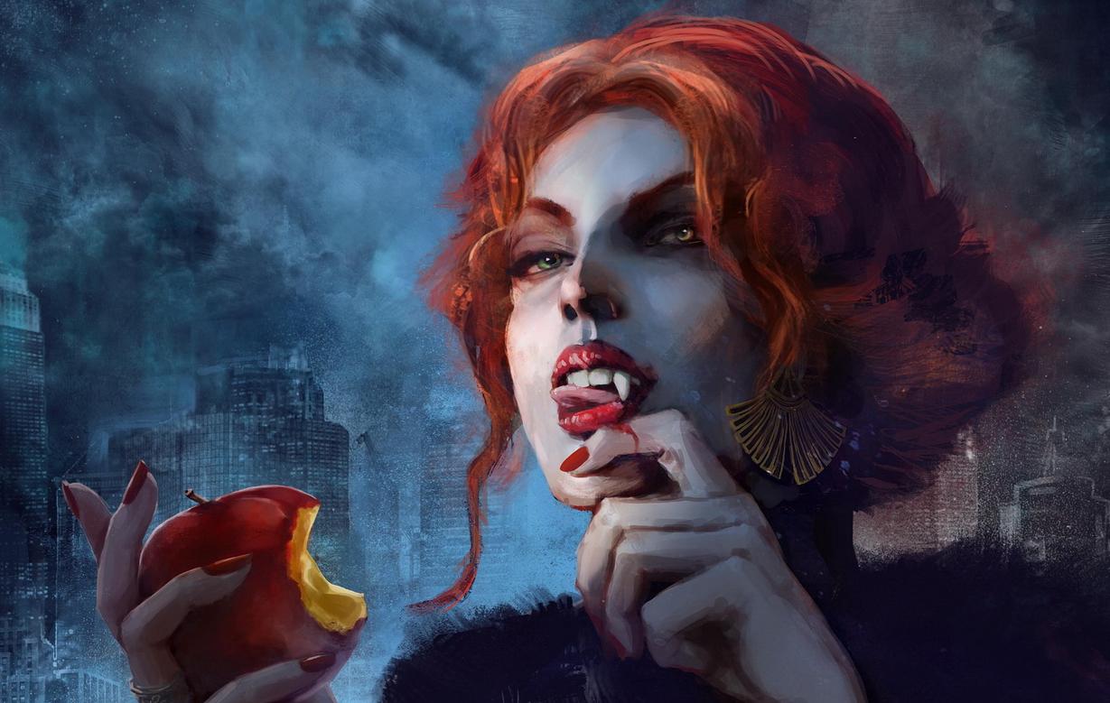 Vampire The Masquerade \u2013 Coteries of New York development
