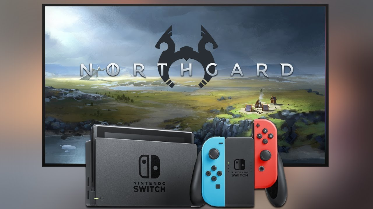Northgard Lands on Switch Today
