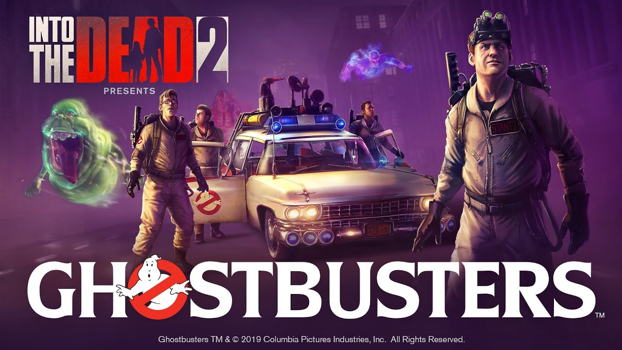 Ghostbusters and Night of the Living Dead Add-On Contento Coming to Into the Dead 2