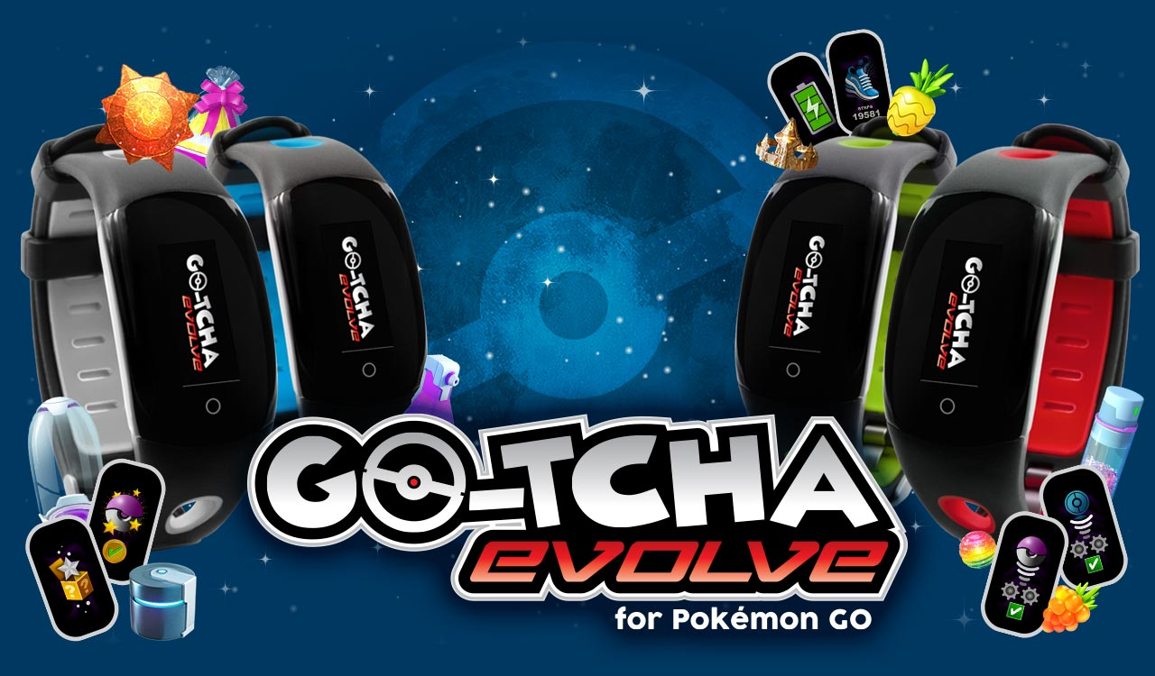 Go-tcha Evolve third party accessory for Pokemon GO announced