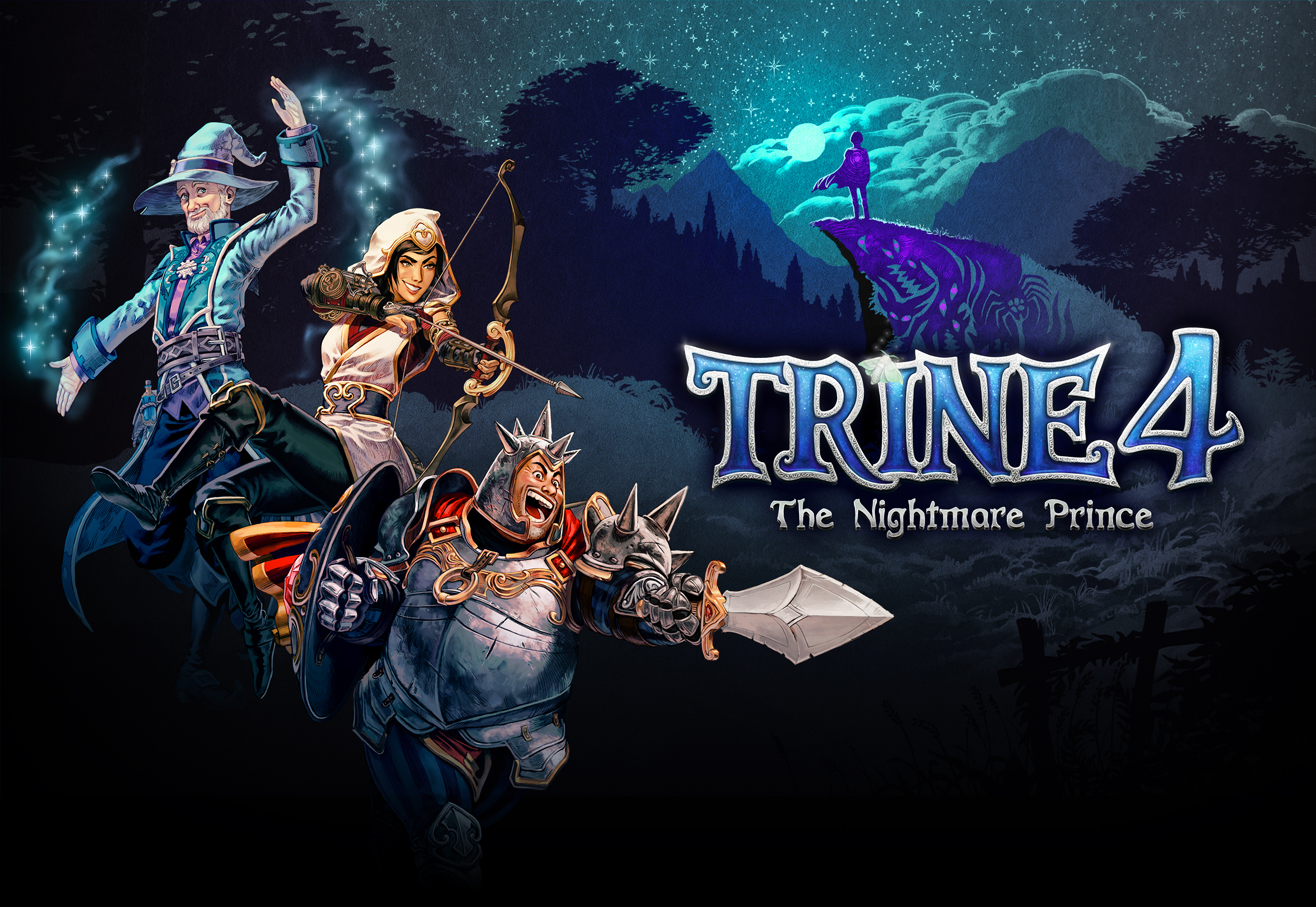 Trine 4 Crash Course Video Highlights New Features, Hero Abilities in Series' Triumphant Return