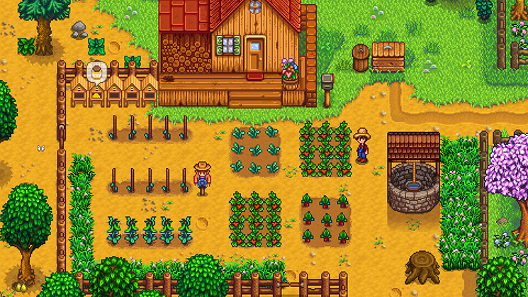 Stardew Valley creator now self-publishing the game on Switch