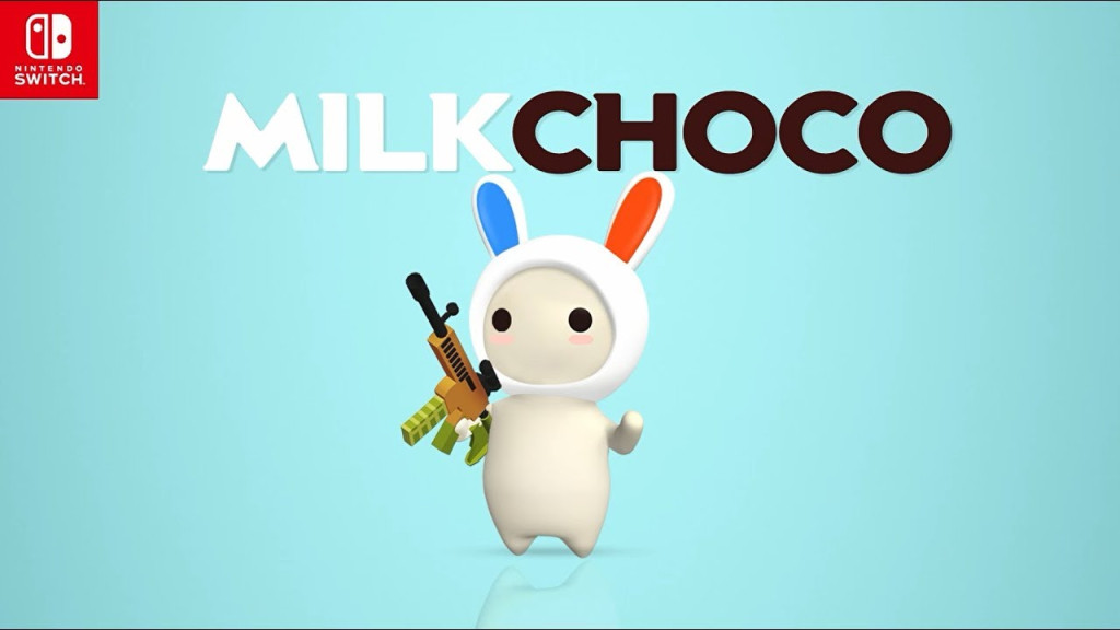 Third-person shooter 'MilkChoco' announced for Switch