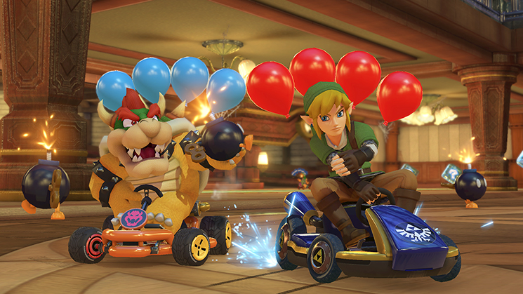 Nintendo the fourth most-seen gaming industry brand on TV for Sept. 2019