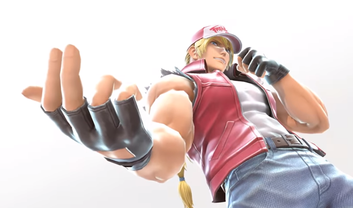 Nintendo reconfirms Terry Bogard as launching for Smash Bros. Ultimate in November 2019