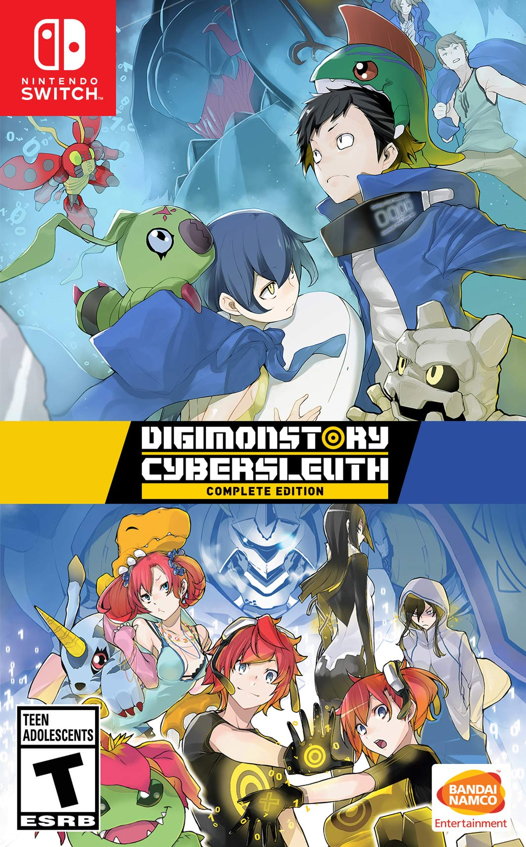 Digimon Story: Cyber Sleuth - Hacker's Memory - Version 1.0.2 on the way, will fix game save issue