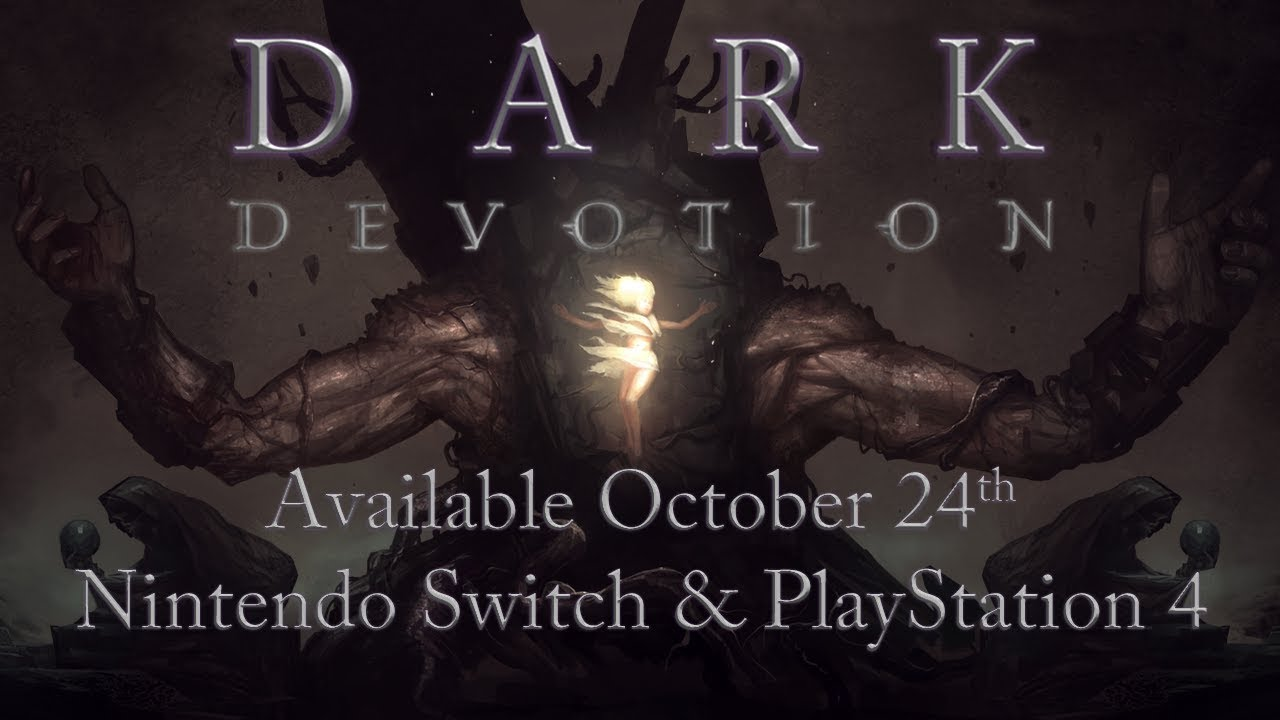 Grisly Action RPG 'Dark Devotion' Arriving Oct. 24th, 2019 on Switch