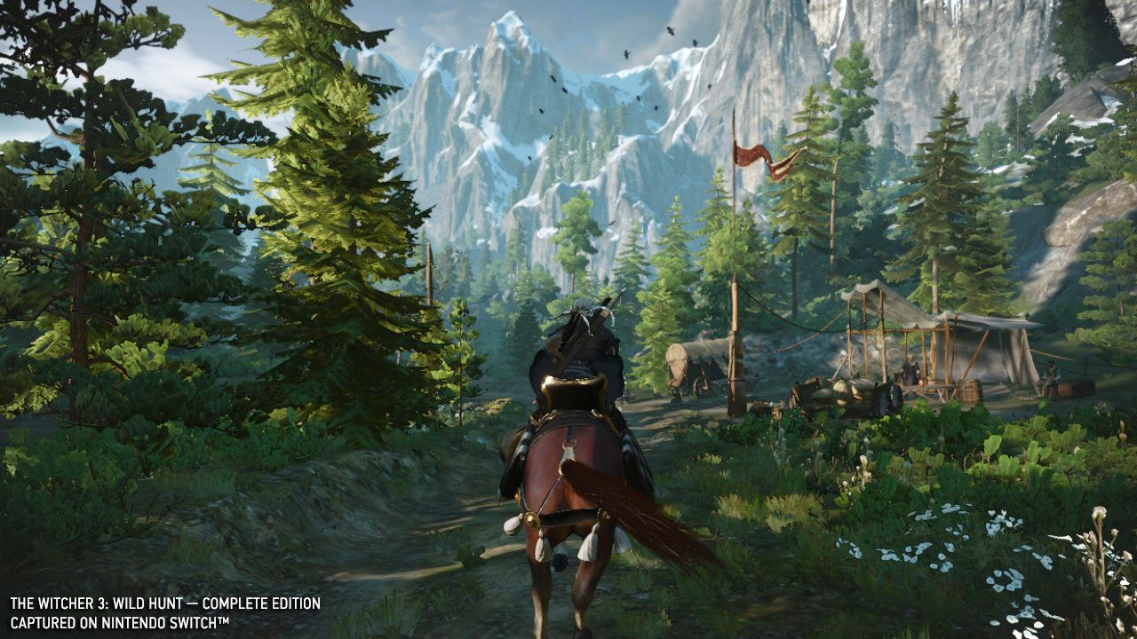 This week's North American downloads - October 10 (The Witcher 3, Little Town Hero and more)