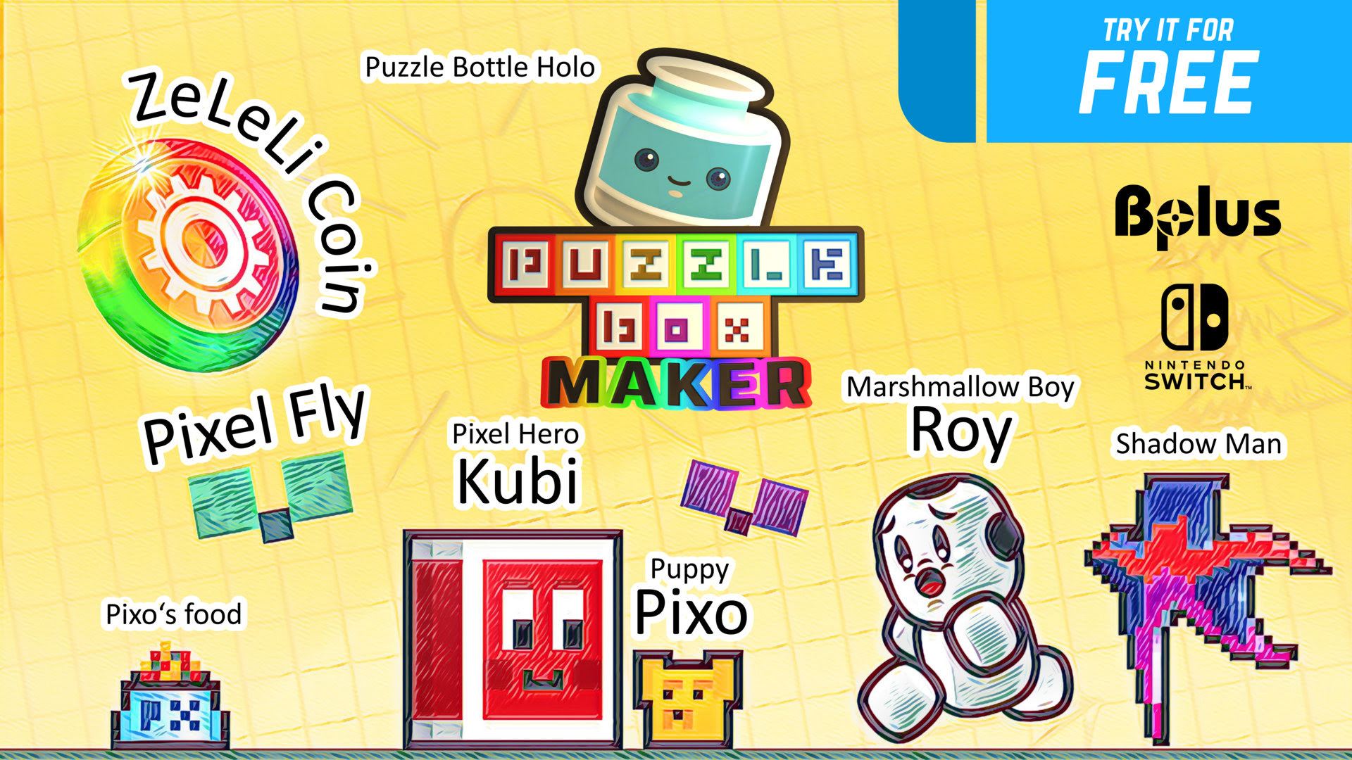 Puzzle Box Maker Demo now available in Europe