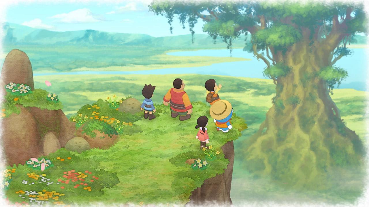 PR - DORAEMON STORY OF SEASONS Launches for Nintendo Switch