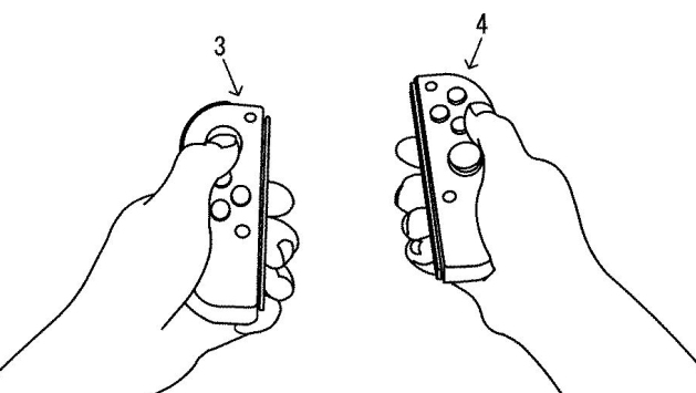 Nintendo grabs two more Switch Joy-Con related patents