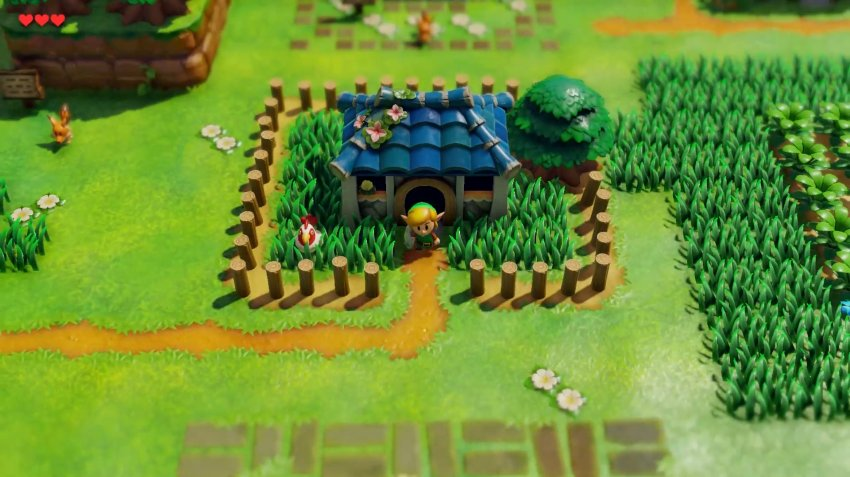 Eiji Aonuma goes into detail on the art style for The Legend of Zelda: Link's Awakening on Switch