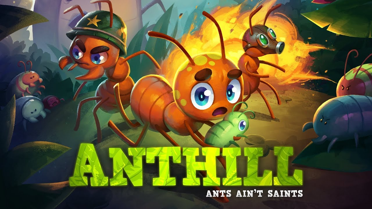 Anthill - Switch trailer